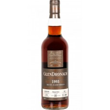 Glendronach 25 Years Old (Distilled in 1993)