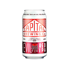 Capital Brew Co Evil Red IPA