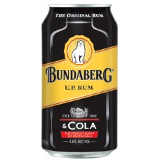 Bundaberg UP & Cola