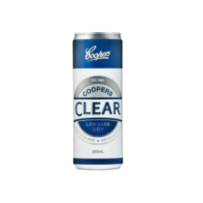 Coopers Clear Dry Cans