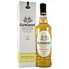 Glen Grant Single Malt The Majors Reserve Scotch Whisky