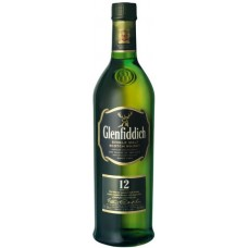 Glenfiddich Single Malt 12YO Scotch Whisky
