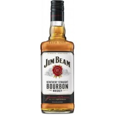 Jim Beam White Label Kentucky Straight Bourbon Whisky