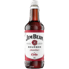 Jim Beam & Cola Bottle