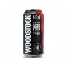 Woodstock Kentucky Blended Bourbon & Cola 4.8% Cans