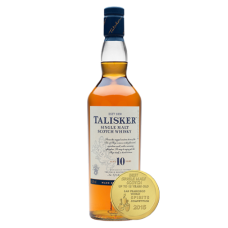 Talisker Malt 10 Year Old Scotch Whisky