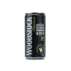 Woodstock Reserve Kentucky Blended Bourbon & Cola 12% Cans