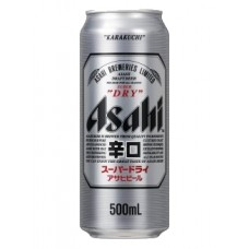 Asahi Super Dry Cans