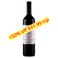 CURRENCY CREEK ETERNAL SPRINGS CABERNET BLEND ~ Buy-the-Dozen over 50% off single bottle price