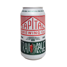 Capital Brew Co Trail Ale Pale Ale