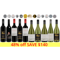 VINTAGE CLEARANCE ~ includes award winning EDEN VALLEY, BAROSSA, MUDGEE wines